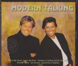Modern Talking - The Golden Years [3CD] (2002)