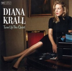 Diana Krall - Turn Up the Quiet (2017) [Japan]
