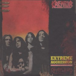 Kreator - Extreme Aggression+Live In East Berlin 1990 [Remastered] (2017)
