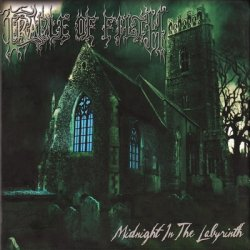 Cradle Of Filth - Midnight In The Labyrinth [2CD] (2012)