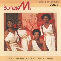 Boney M - The Maxi-Singles Collection Vol.3 (2006)