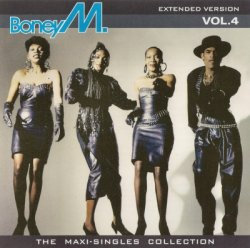 Boney M - The Maxi-Singles Collection Vol.4 (2006)