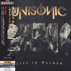 Unisonic - Live In Wacken (2017) [Japan]