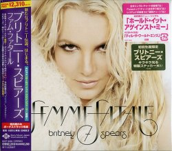 Britney Spears - Femme Fatale [Japanese Deluxe Edition] (2011)
