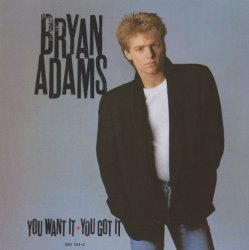 Bryan Adams - You Want It - You Got It (1981)