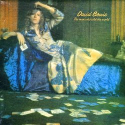 David Bowie - The Man Who Sold The World (1970) [Edition 1990]