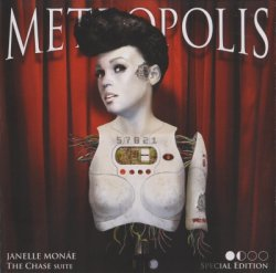 Janelle Monae - Metropolis- The Chase Suite [Special Edition] (2008)