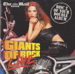 VA - Giants Of Rock Live - Disk 2 - The Mail (2005)