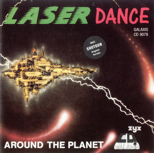 Laserdance music lossless flac ape wav music for 1988 dance hits