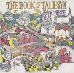 Deep Purple - The Book Of Taliesyn (1989)