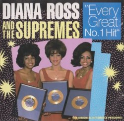 Diana Ross And The Supremes - Every Great No.1 Hit (1987)