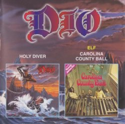 Dio & Elf - Holy Diver & Carolina County Ball (1983+1974) [Edition 1999]