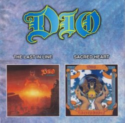 Dio - The Last In Line & Sacred Heart (1984+1985) [Edition 1999]
