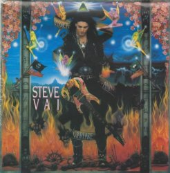 Steve Vai - Passion And Warfare (1990)