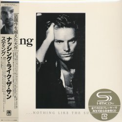 Sting - ...Nothing Like The Sun [SHM-CD] (2017) [Japan]
