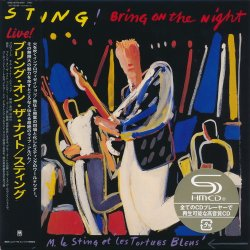 Sting - Bring On The Night [2SHM-CD] (2017) [Japan]