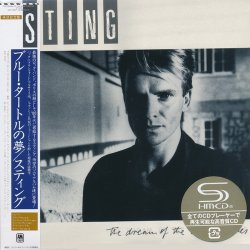 Sting - Dream Of The Blue Turtles [SHM-CD] (2017) [Japan]