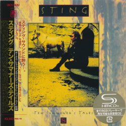 Sting - Ten Summoner's Tales [SHM-CD] (2017) [Japan]