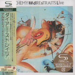Dire Straits - Alchemy - Live [2SHM-CD] (2008) [Japan]