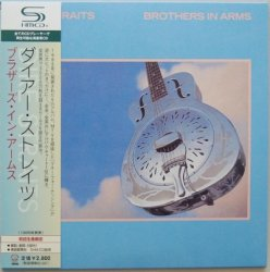 Dire Straits - Brothers In Arms [SHM-CD] (2008) [Japan]