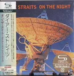 Dire Straits - On The Night [SHM-CD] (2008) [Japan]