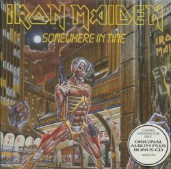 Iron Maiden - Somewhere In Time - Limited Edition [2CD] (1995)