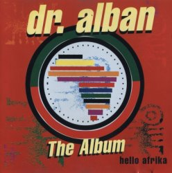 Dr. Alban - Hello Afrika - The Album - Second Edition (1991)