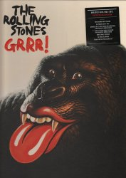 The Rolling Stones - GRRR!: 50th Anniversary [5CD] (2012)