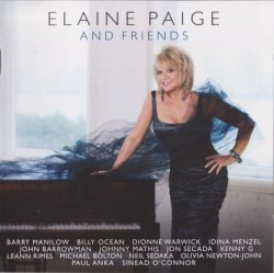 Elaine Paige - Elaine Paige And Friends (2010)