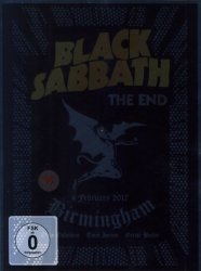 Black Sabbath - The End Live In Birmingham - Limited Super Deluxe Edition [3CD] (2017)