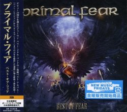 Primal Fear - Best Of Fear [2CD] (2017) [Japan]