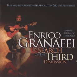 Enrico Granafei - In Search Of The Third Dimension (2007)