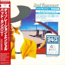 Bad Company - Desolation Angels (2010) [Japan]