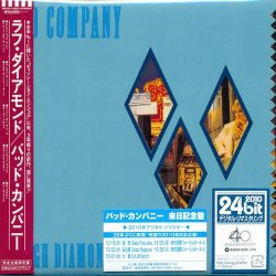 Bad Company - Rough Diamonds (2010) [Japan]