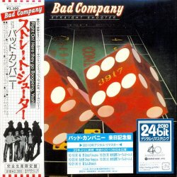 Bad Company - Straight Shooter (2010) [Japan]