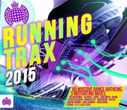 VA - Ministry Of Sound Running Trax 2015 [3CD] (2015)