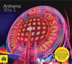 VA - Ministry Of Sound - Anthems 90s Vol.2 [3CD] (2014)