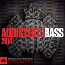 VA - Ministry Of Sound: Addicted To Bass 2014 [3CD] (2014)