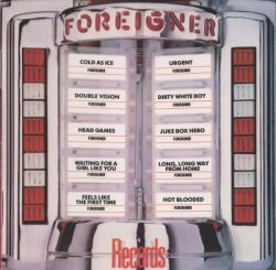 Foreigner - Records (1982)