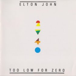 Elton John - Too Low For Zero (1983)