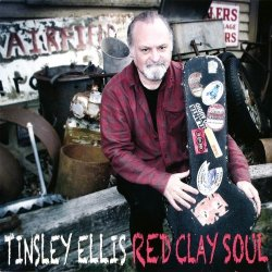 Tinsley Ellis - Red Clay Soul (2016)