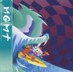 MGMT - Congratulations (2010) [Japan]