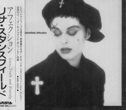 Lisa Stansfield - Affection (1990) [Japan]