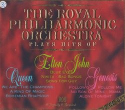 The Royal Philharmonic Orchestra - Plays Hits Of [3CD] (1991)