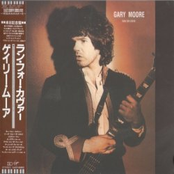 Gary Moore - Run For Cover (1985) [Japan Remastered 2008]