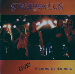 Stratovarius - Visions Of Europe 2CD (1998)