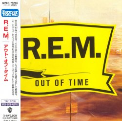 R.E.M. - Out Of Time (1991) [Japan]