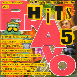VA - Bravo Hits 5 [2CD] (1993)