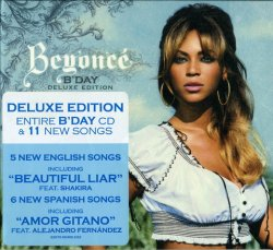 Beyonce - B`Day 2CD [Deluxe Edition] (2007)