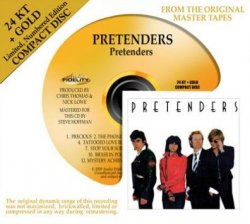 The Pretenders - The Pretenders (1980) [Audio Fidelity 24KT+ Gold, 2009]